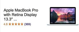 MacBook Pro (Retina, 13-inch, Early 2015) barely used