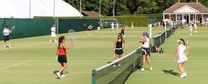 Female tennis players for Monday night fixtures Mooloolaba Maroochydore Area Preview