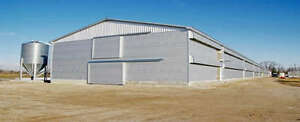 GREAT DEALS! - metal framed buildings AND quonsets! Moose Jaw Regina Area image 5