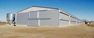 Metal Buildings for Agricultural, Industrial, or Commercial Moose Jaw Regina Area image 2