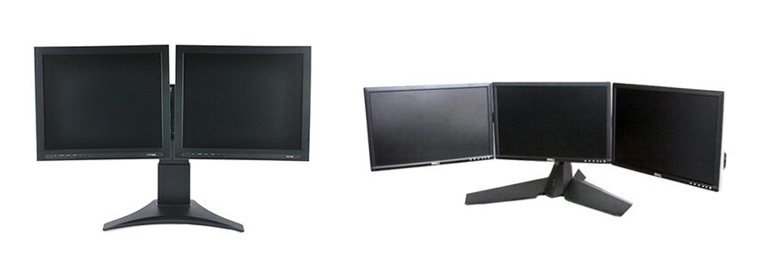 Dual vs. Triple Monitor Setup