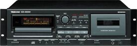 TASCAM CD-A500 with Remote control