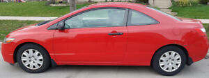 2006 Honda Civic Coupe 5-speed