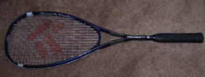 Squash Racket - Techno Pro Court Rally 660