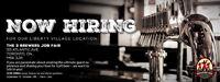 Restaurant OPENING : Cook / Kitchen Helper / Dishwasher