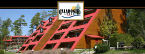 Enjoy Christmas week at Calabogie Lodge Resort