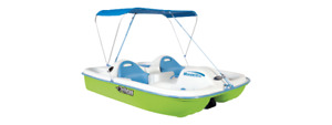 Pedal Boats!! Monaco DLX Angler with Canopy!!