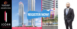 Icona Condos Coming To Vaughan – FIRST VIP ACCESS