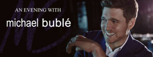Michael Bublé - Edmonton April 15 2019 - Lower bowl Tickets