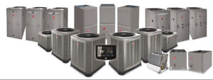 HIGH EFFICIENCY FURNACE AND AIR CONDITIONER SALE