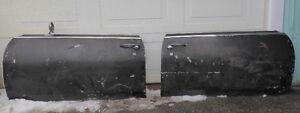 2 portes pour Oldsmobile  cutlass 1969