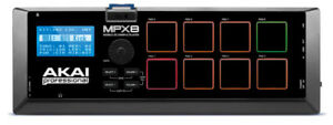 Brand New Akai Professional MPX8 8-Pad Sample Player w/ SD Card