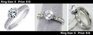 **BRAND NEW** Engagement Rings Promise Rings LOTS TO CHOOSE FROM Kitchener / Waterloo Kitchener Area image 6