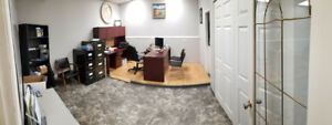 OFFICE SPACE IN DOWNTOWN DAWSON CREEK