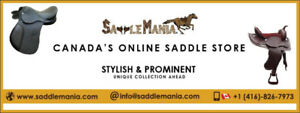 English Saddle & Western Tack