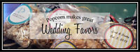 Wedding Favours visit MILLER'S KETTLE CORN