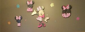 Minnie Mouse toddlers bed Cornwall Ontario image 2