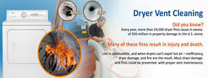 Duct Cleaning - Dryer Vent Cleaning Special Cambridge Kitchener Area image 4