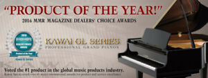KAWAI GL SERIES --- professional grand piano