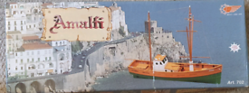 Amalfi Boat Building Kit