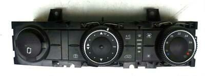 HEATER SWITCHES HVW9068300285KZ 2006-2013 GENUINE VW CRAFTER HEATER CONTROLS