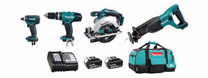 ////////// PERCEUSE 1/2 MAKITA 18VOLTS LITHIUM ////////// West Island Greater Montréal image 2