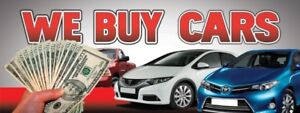 WE BUY ALL CARS FOR CASH !!! PLEASE CALL