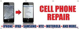 CELL PHONE REPAIR SERVICES - SPRING SALE - WE FIX ALL MODELS