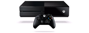 Xbox One 500gb with controller