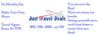 Become A Travel Agent | Make More Money From Home