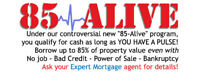 EMERGENCY MORTGAGE LOANS FOR HOMEOWNERS - BAD Credit-Bankruptcy