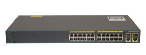 Cisco Catalyst 2960 24port Managed Switch