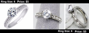 **BRAND NEW** Promise Rings LOTS TO CHOOSE FROM Kitchener / Waterloo Kitchener Area image 6