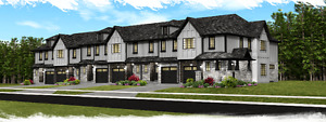 CAMBRIDGE - FREEHOLD BRAND NEW LUXURY TOWNHOMES FROM $399,000
