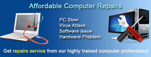Computer and Laptop repair at affordable price