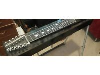 Pedal Steel Guitar 3 Pedals 3 Knee levers