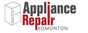 Appliance Repair and Installation Edmonton - Same Day Service!