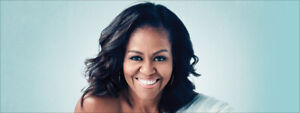 Become: An Intimate Conversation with Michelle Obama