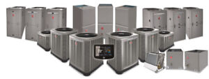 CENTRAL AIR CONDITIONERS, FURNACES, @Wholesale, Inst'ld  or P/Up