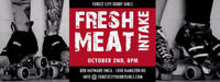 Forest City Derby Girls - Fresh-meat Intake