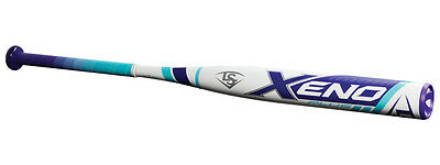 2017 Louisville Slugger XENO Plus Fastpitch Softball Bat FPXN171 31/20 NIW -11