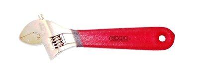 RIDGID Adjustable Wrench Crescent 6 Inch Cushion Grip USA 756