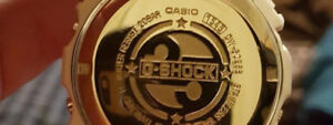 Casio G Shock DW-5025B-7 Rising White 25th Anniversary