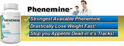 2 CT Phenemine Adipex 37.5 Slimming Pharmaceutical Grade Burner Best Diet Pills  6