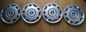 4 Enjoliveurs BMW 15""