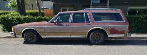 1984 pontiac parisienne wagon