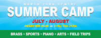 SUMMER DAY CAMP OF THE ARTS - $85 a week!