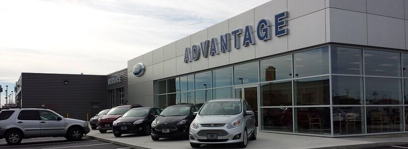 Advantage Ford Parts