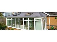 Conservatory Roof Conversions from £2795, lightweight, solid tile and insulated