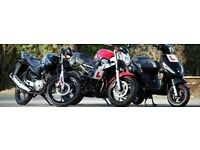 BIG AL'S MOTORCYCLE SERVICES. SCOOTER AND MOTORCYCLE SERVICING REPAIR MOT RECOVERY ETC ETC